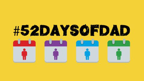 #52DaysofDad: 52 free things to do with your kids