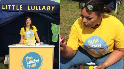 Little Lullaby's action packed weekend at Lambeth and Morden!