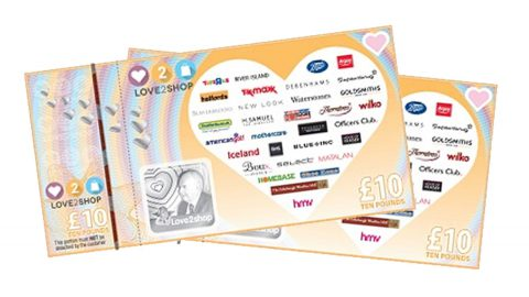 Win a £30 Love2Shop voucher!