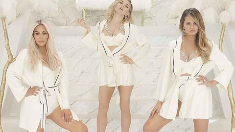 Squad goals: Celeb mums team up for Fergie's new video