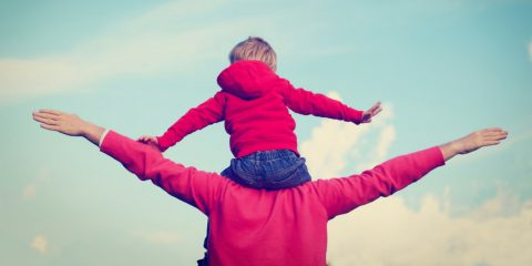 There is no manual for parenthood, so never give up on your goals