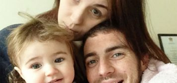 Alexandra Hurton (Young Mummy Survival Guide) and family