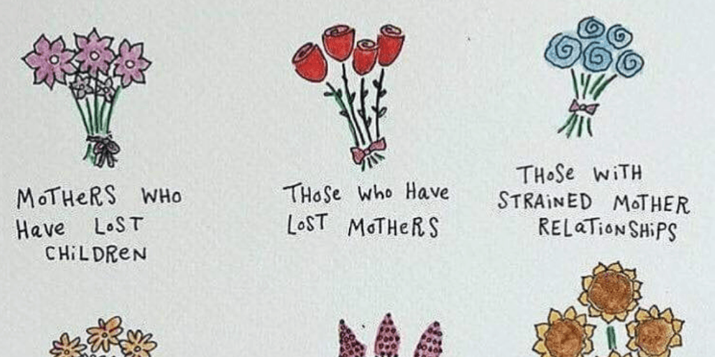 ways to support bereaved mothers on Mother's Day